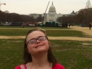 Miss Rachel Goes to Washington