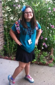 1st day of 8th grade