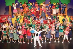 CYT 2013 You're a Good Man Charlie Brown