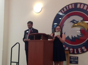 olathe award speech
