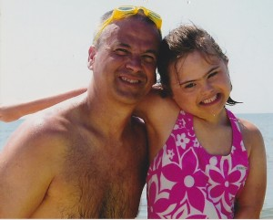 15 years daddy rach pink beach