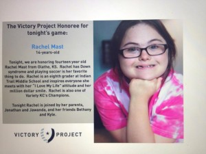 victory project honoree