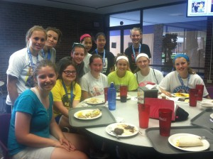 Centrifuge Summer Camp Lunch Bunch