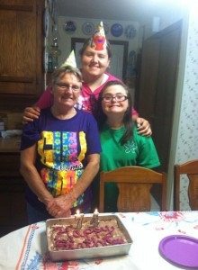 moms birthday & hats july 14