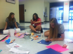 poster makers. stucco