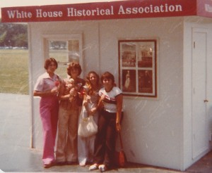 4-H Citizenship Washington Focus 1978. I can't find my picture of us on the Capitol steps!