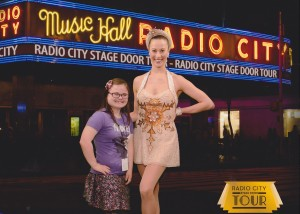 Radio City Music Hall Tour was awesome.  Meeting a Rockette was Super Awesome!