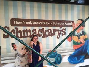 Schmackarys - where the stars come after shows. Great cookies!