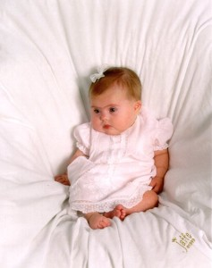 Hard to believe this precious baby is 16! Photo by Hal Jaffe.