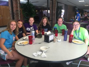 fuge lunch girls 15