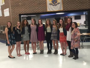 volleyball girls 15